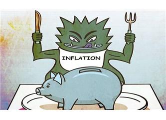 Tasarrufun düşmanı yüksek enflasyon