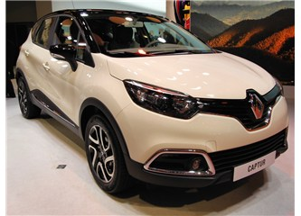 Renault Captur Bi Harika Dostum
