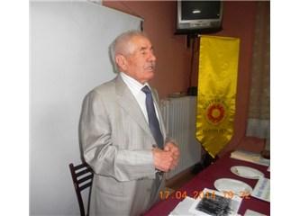 """Şahhüseyinoğlu, """"Köy Enstitüleri ile halkın aydınlatılması amaçlanmıştı"""""""