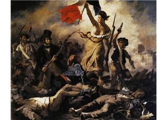 Fransız İhtilali'ni milliyetçiliğe resmiyet kazandırdığı için sevmiyorum