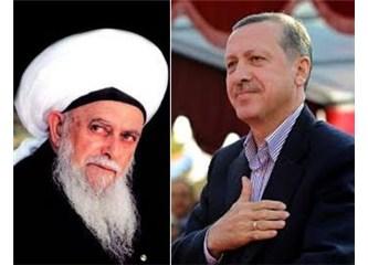 Başbakan Tayyip Erdoğan'dan Şeyh Nazım hocamıza telefon!