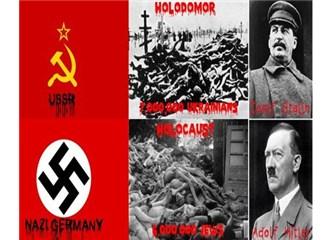 İnsanlığı kana bulayan Komünizm...
