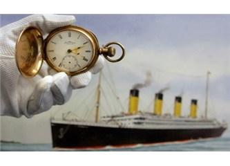 Yüzyılın en ibretlik olaylarından biri: Titanik, resimler