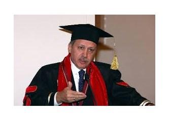 Erdoğan üniversite okumuş mudur?