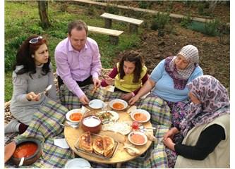 Bilecik'in Kırsal Turizm Köyü Kınık, Turizme Açıldı,