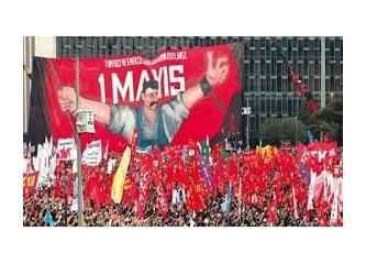 1 Mayıs Emek ve Dayanışma Gününüz kutlu olsun...