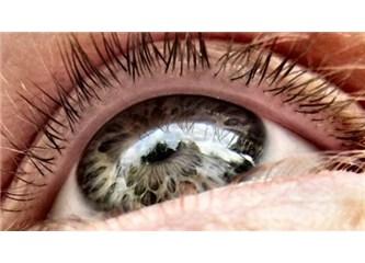 Gözbebeklerindeki muhteşem dizayn...