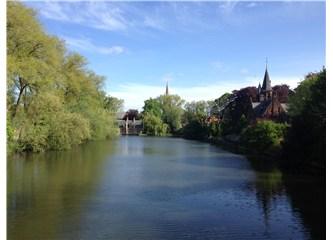 Benelux-Paris turu, 1.bölüm- Brüksel ve Bruges