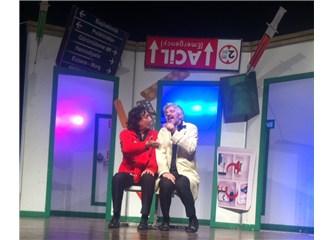 Süheyl & Behzat Uygur Tiyatrosu - Hasta Etme Adamı