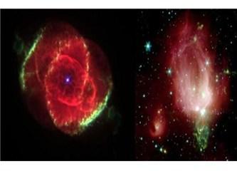 Gökyüzündeki kıpkırmızı bir gül: Rosette Nebula