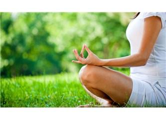 Meditasyon ve Yogayla rahatlayın