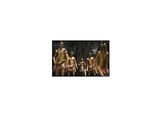 """""""Titanomachia""""; Kozmik Savaş ve Titanların yenilişi"""