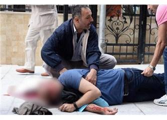 Öldürme diyen bir dine mensup değil miyiz?