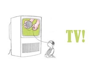 Televizyonla tembelleşen zihinler