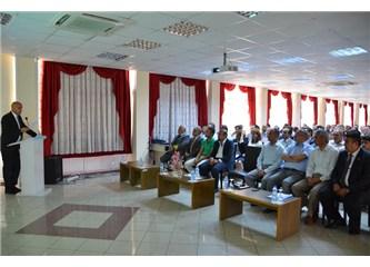 4 ilden gelen MTSK temsilcileri, Mersin'de eğitiliyor