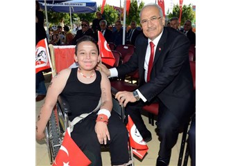Özel sporcular, jimnastik şampiyonası, Mersin'de yapılıyor