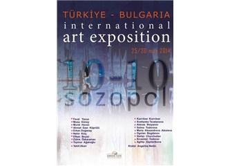 Türkiye- Bulgaria İnternational Art Exposition