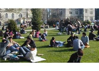 Üniversite Suriyeliye beleş, Türklere paralı...