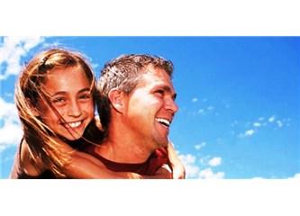 Babalar günü ve baba - kız ilişkilerine bir bakış