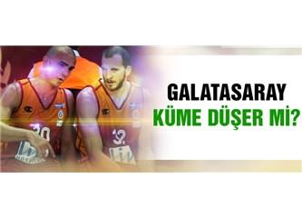 Maça çıkmama kararı alan Galatasaray küme düşürülecek mi?