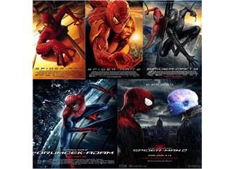 Örümcek Adam serisi: 5 Film 1 arada