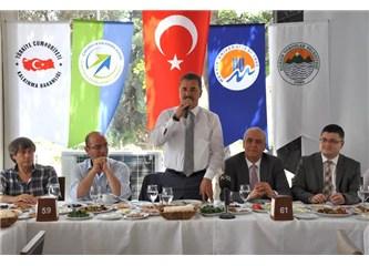 Başkan Tuna'dan;Yumuktepe'yi Turizme kazandıracak yeni Proje...