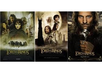 Yüzüklerin Efendisi serisi: 3 film 1 arada