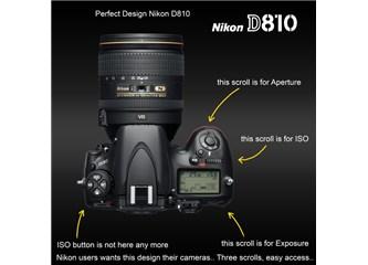 Nikon'un yeni bombası: D810