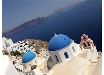 Gemi ile Yunan Adaları Turu (Atina-Mikonos-Santorini-Rodos)