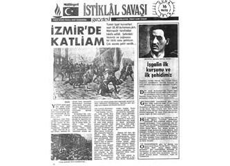 Yunanlılar İzmir'de denize  dökülmedi de ülkemizi bir anlaşma sonucu mu terk ettiler (1)