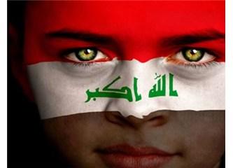 Ve ahir zamanda Irak da üçe bölündü...