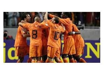 Hollanda'nın şampiyonluğu hayırlı olsun!