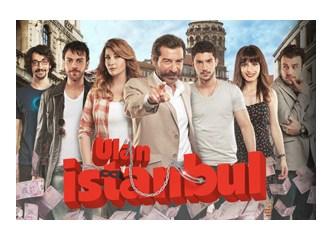 Ben İzmir'e;  ÜLEN demem…