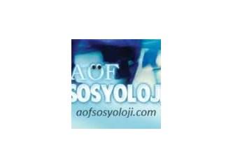 Açıköğretim Sosyoloji I. Dönem Dersleri nasıldı?