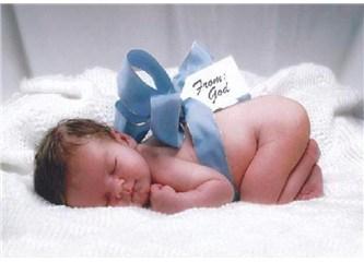 Yeni doğmuş bebeğinizi tanıyın...