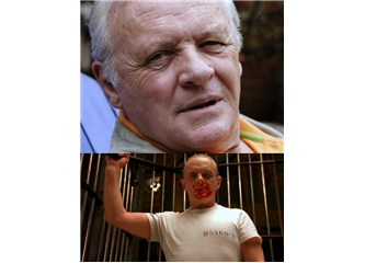 Sir Anthony Hopkins Dr. Hannibal Lecter'a karşı !