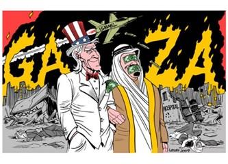 Gazze! Peki, ölüp öldürmek neye çare?!