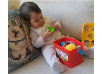 İlk oyuncaklarımız