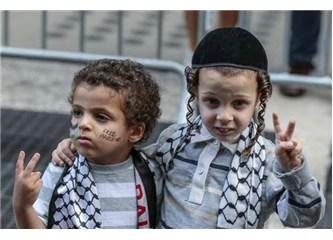 Filistin ve İsrail, Kutsal topraklarda kardeşçe yaşasınlar...