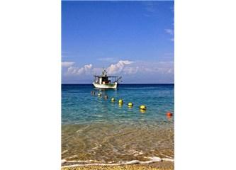 Kanser olmamak için havuz yerine denizi tercih edin.