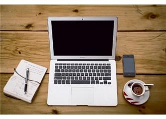 Blog yazmakla profesyonel blogger olmak aynı şey değil
