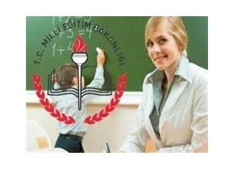 Öğretmenlik mesleğinin geliştirilmesi ve eğitim sistemi