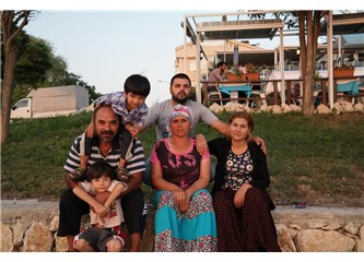 Büyükçekmece'de bir balıkçı ailesi
