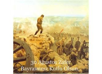 30 Ağustos 1922 büyük Zafer