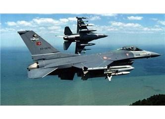 Türk savaş uçakları Diyarbakır'ı bombalıyor !