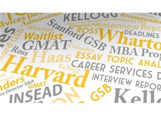 Amerika'da MBA Okulları'na Başvururken Yapılan 4 Kritik Hata