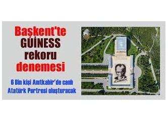 Türkiyemizin kurucusu Mustafa Kemal olduk 6000 yürek!