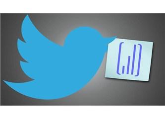 Twitter onaylanmış hesaplar ve veri analizi