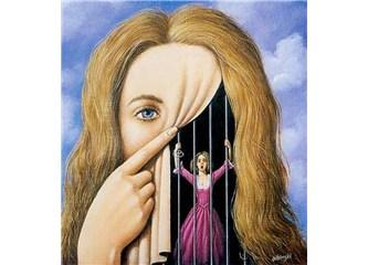 Modern zamanlarda, kendi bedenine hapsedilen kadınlar