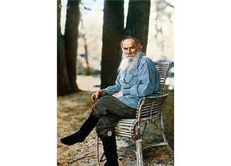 İyi ki doğdun Tolstoy